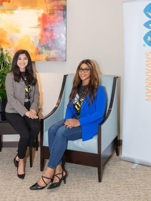 Savannah State University Students Karen Perez and Sade Shofidiya  were recently named the winner of the 2020 Peace Through Trade Competition. The team's entry, Foster Beelief, is a student-led honeybee charity that works to promote sustainability through the education of the at-risk honeybee population.