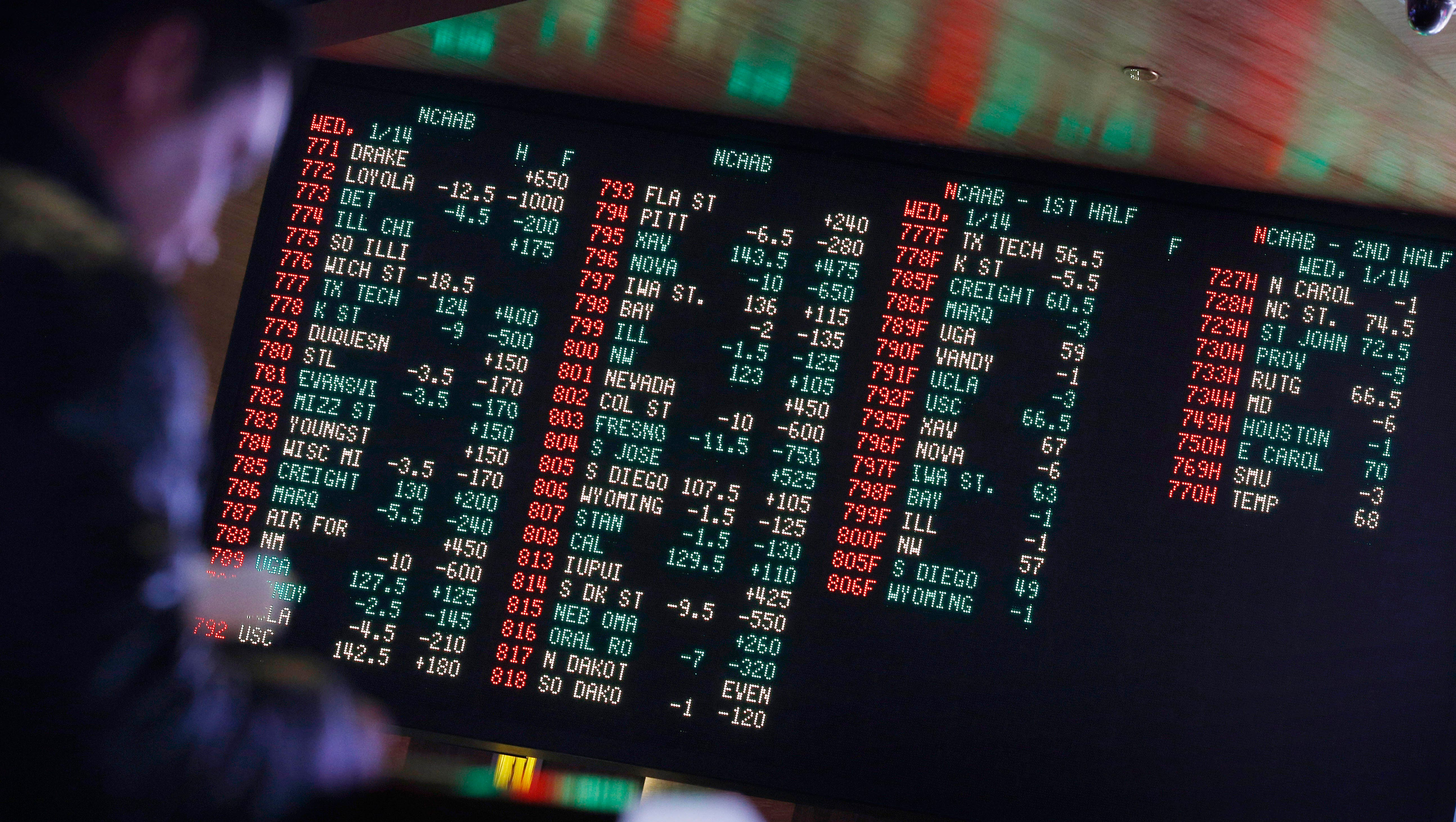 Sports betting overturned largest bet placed on leicester in las vegas