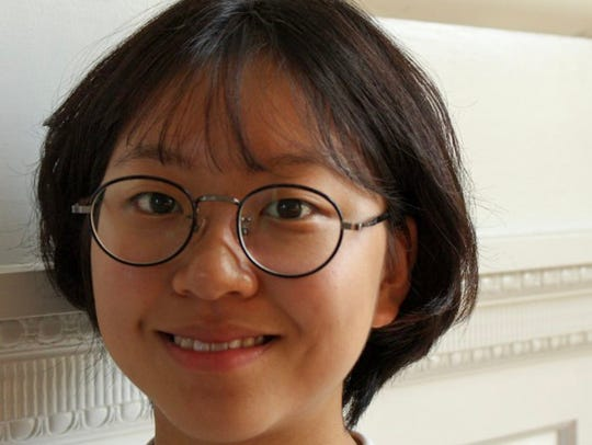 Nell Hong is a junior at Global Vision Christian School