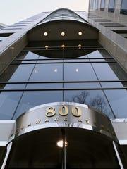 800 Delaware Avenue in Wilmington.