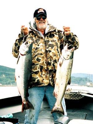 Salem's Thom Kaffun will talk Chinook salmon fishing on Oregon's bays at the Sept. 15 Salem Steelheaders meeting