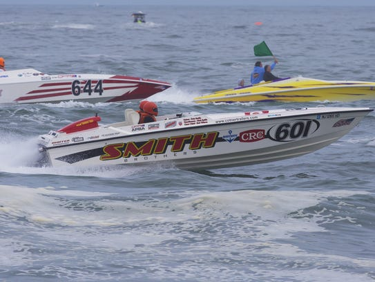 2016 Offshore Grand Prix in Point Pleasant Beach on