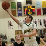 Austin Dixon is part of an experienced Benton Central backcourt.