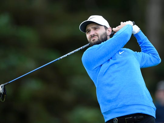 British Open: Kyle Stanley unapologetic about 'Fore' incident with rookie