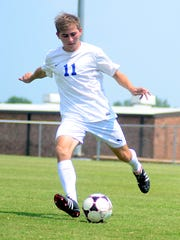 White House High senior Mark Lees is the Sumner County Offensive Player of the Year.