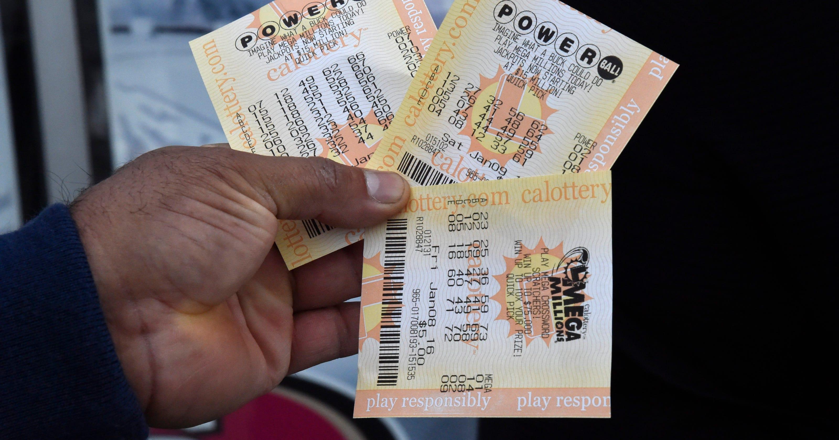 Todays Lottery Jackpot