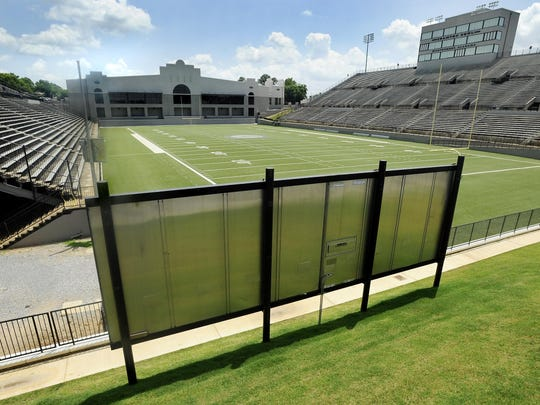 The all-star college football game will be played at Cramton Bowl on Jan. 19. MICKEY WELSH/ADVERTISER FILE