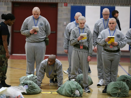 In-your-face Indiana boot camp gets teens out of trouble