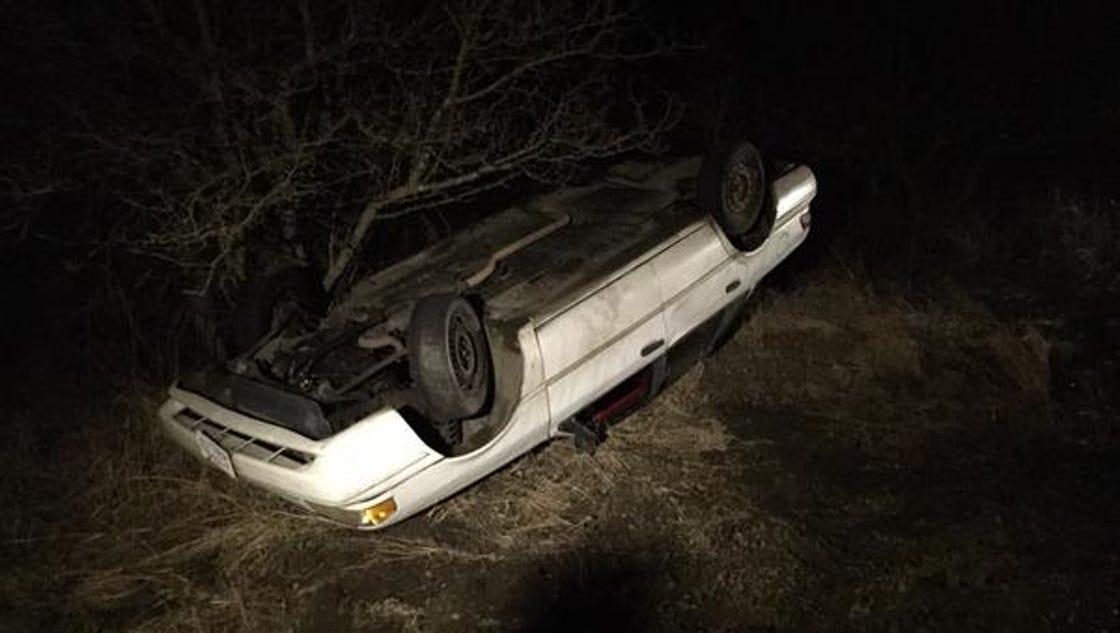 Spokane Man Flips Car Trying To Dodge Porcupine