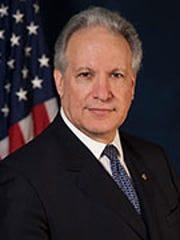 NHTSA Administrator Mark Rosekind