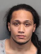 Faleniko Lewis Pulalasi, 18, was booked into the Washoe County Jail on Nov. 11 on a total of five charges. He recently faces an attempted murder charge along with two counts of battery with a deadly weapon, robbery with a deadly weapon and conspiring to commit robbery. All arrested are innocent until proven guilty. Bail set at $120,000.
