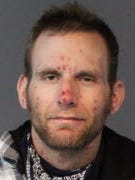 Thomas Teachout, 29, of Reno, was arrested Feb. 12 on charges of domestic battery and assault with a deadly weapon.