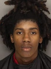 Daniel Dennie, 18, of Keat Avenue, is charged with