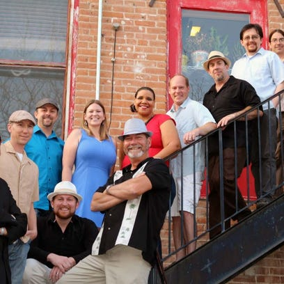 Touched by earthquakes, salsa band takes care of own