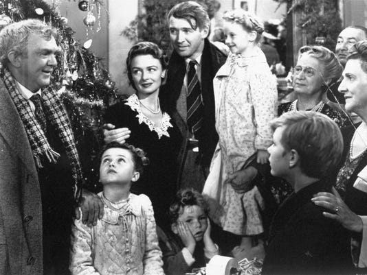 IT'S A WONDERFUL LIFE STEWART REED