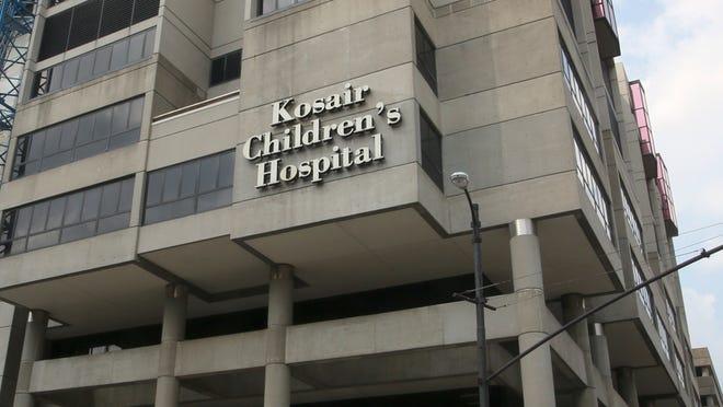 Kosair Children's Hospital.  August 27th, 2013