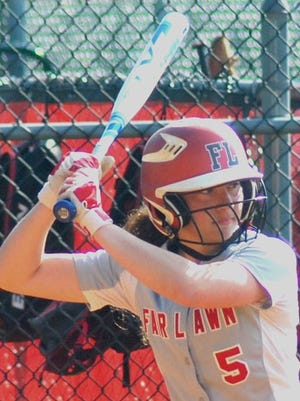 Fair Lawn junior Danielle Jurcevic made All-Bergen County first team and was the Cutters' MVP.