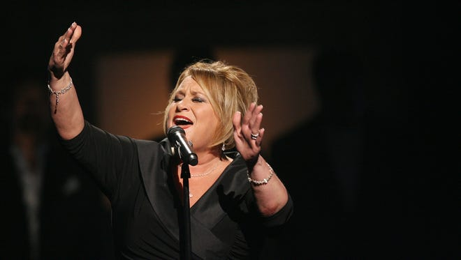 Sandi Patty performs May 8 at First Baptist Church in Prattville.