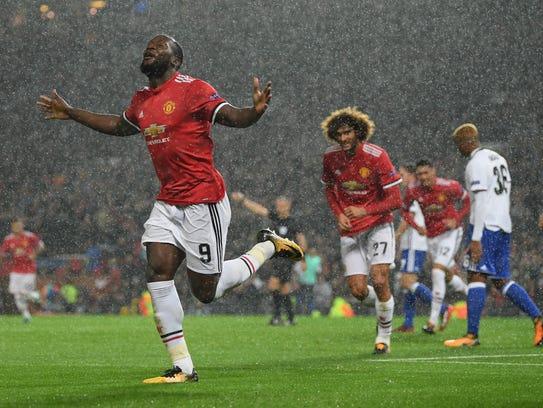 Manchester United comenzó con el pie derecho el certamen.