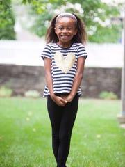 Gabrielle White, 7