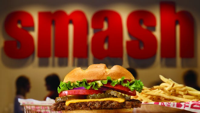 Tallahassee's first Smashburger is slated to open  in late March.