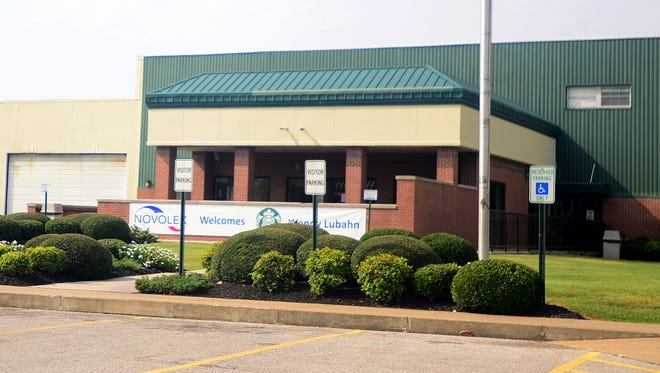 Novolex officials announced plans to expand operations at the company's Jackson facility in the Bonwood Industrial Park.