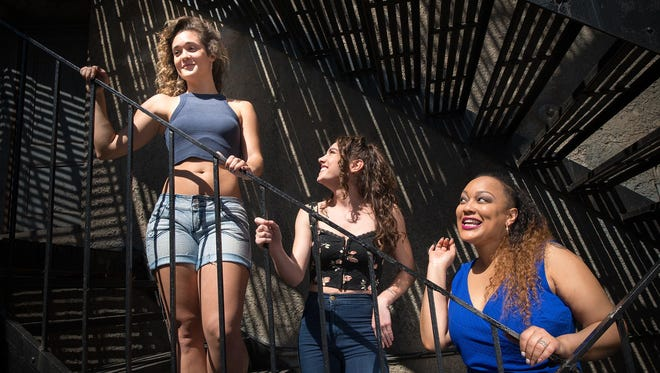 """""""In the Heights"""" runs at the Hangar Theatre in Ithaca through July 16."""