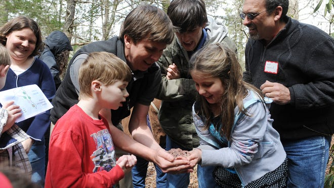 The Cradle of Forestry historic site in the Pisgah National Forest opens April 7.