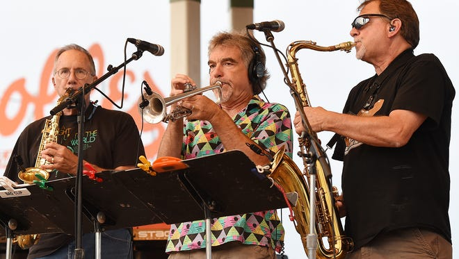 Local soul-rock favorite The Funsters will play the Rusty Rudder's 38th anniversary party in Dewey Beach at 5 p.m., Saturday, Oct. 7. The event runs from 1 p.m. to 1 a.m., and admission is free.