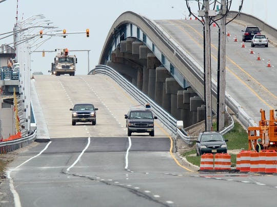 What it's supposed to look like: Route 37 eastbound