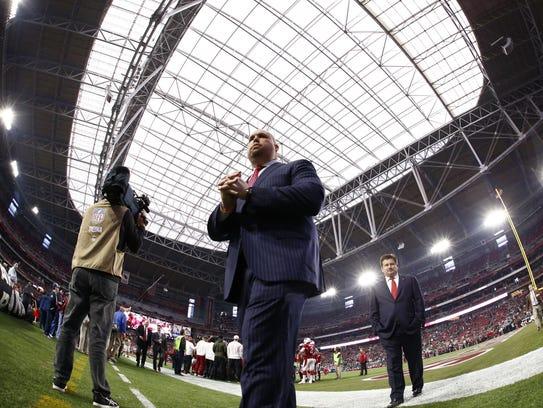 Cheap NFL Jerseys Online - Younger Bidwill spends big, has Arizona Cardinals on Super Bowl run