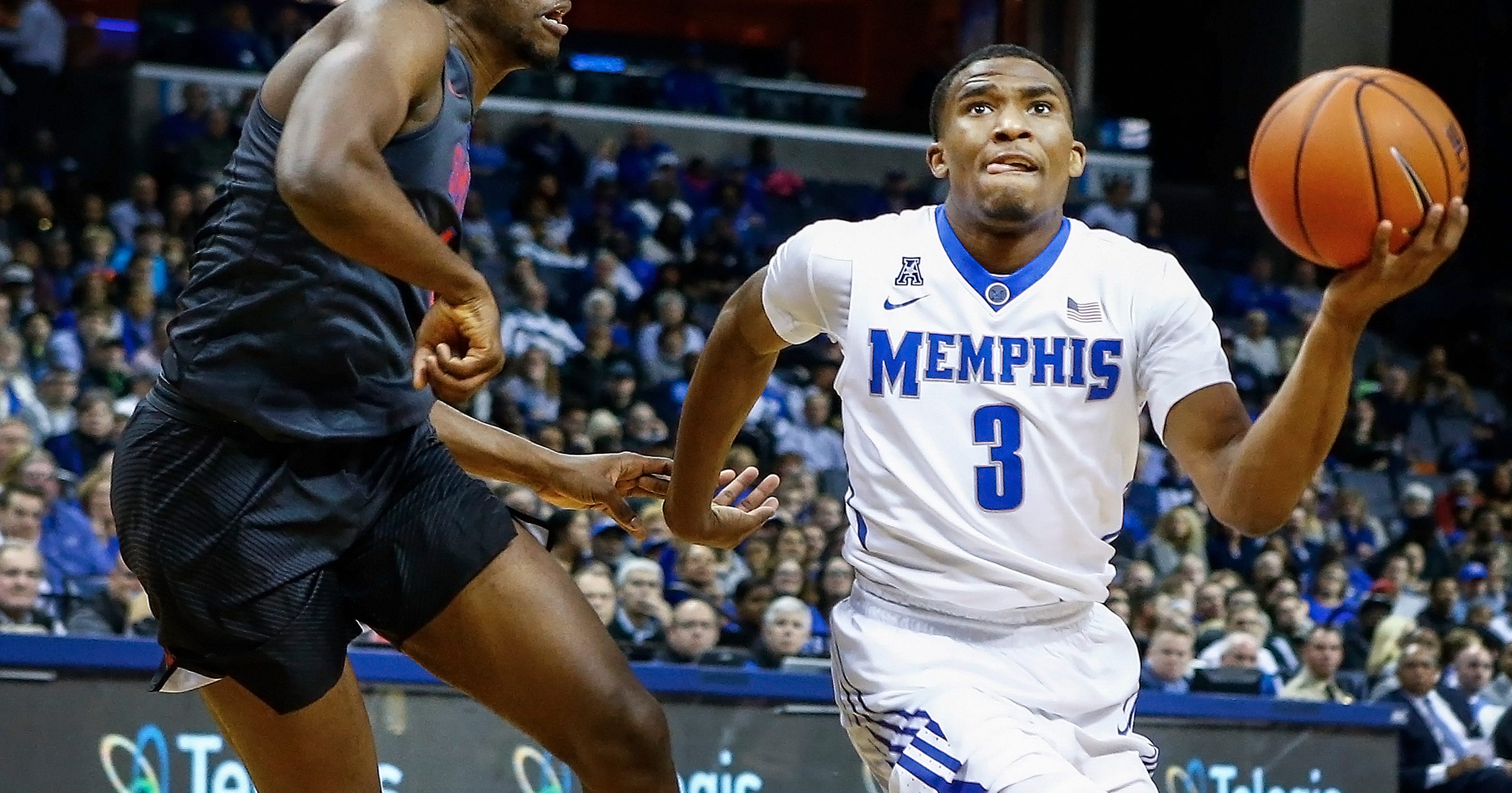 memphis tigers basketball 2017-18 schedule revealed: four things to know