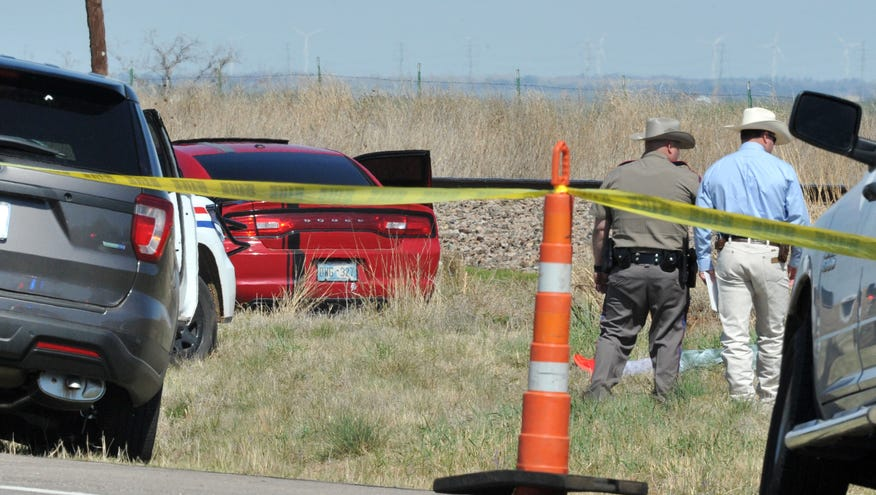 Texas DPS identifies Oklahoma suspect, stabbing victim in high-speed