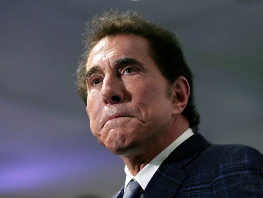 STEVE WYNN - MISCONDUCT REPORT