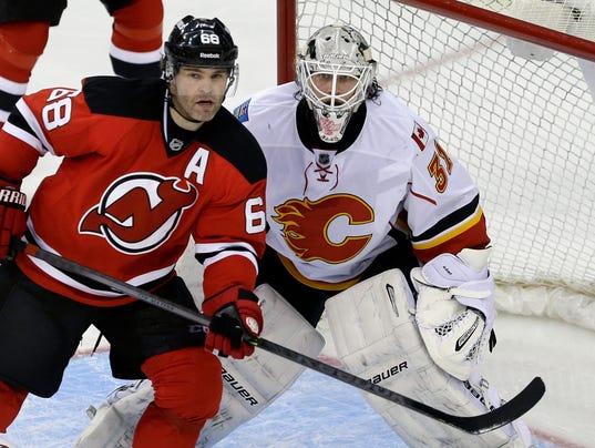 Flames Devils Hockey