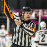 How part-time job became Olympic dream for Okemos referee