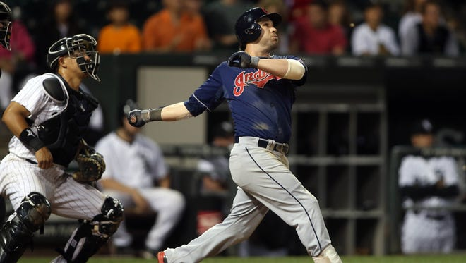 Indians second baseman Jason Kipnis hit .284 with 17 home runs, 84 RBI and 30 stolen bases in 2013.