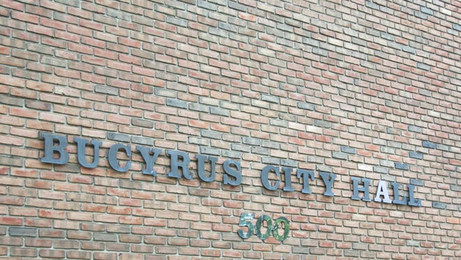 Bucyrus City Hall STOCK