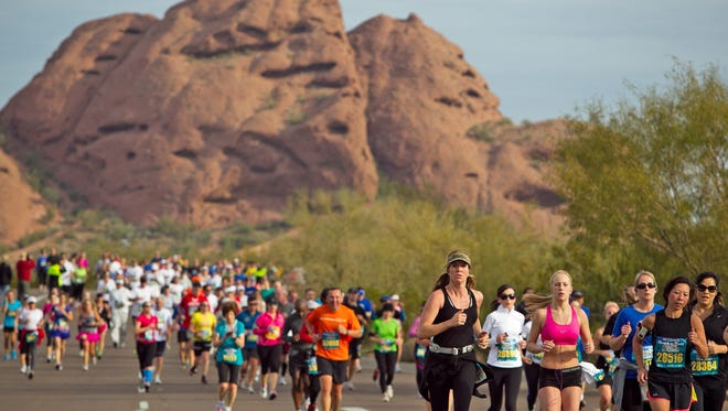 Entry to the P.F. Chang's Rock 'n' Roll Marathon and Half Marathon is available for a reduced price. But not for long.