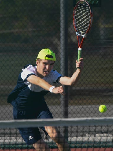 Matt Bean Mattbean1: Photos; Viera At Eau Gallie Boys Tennis