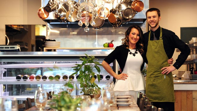 Nate and Rochelle Rafn will be offering up flavors of autumn with Rafns' fall menu.