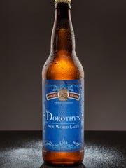 Dorothy is a lager brewed by Toppling Goliath in Decorah, Iowa.