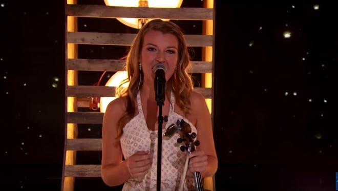 The Mountain Faith band from Sylva performed on America's Got Talent on Tuesday night.