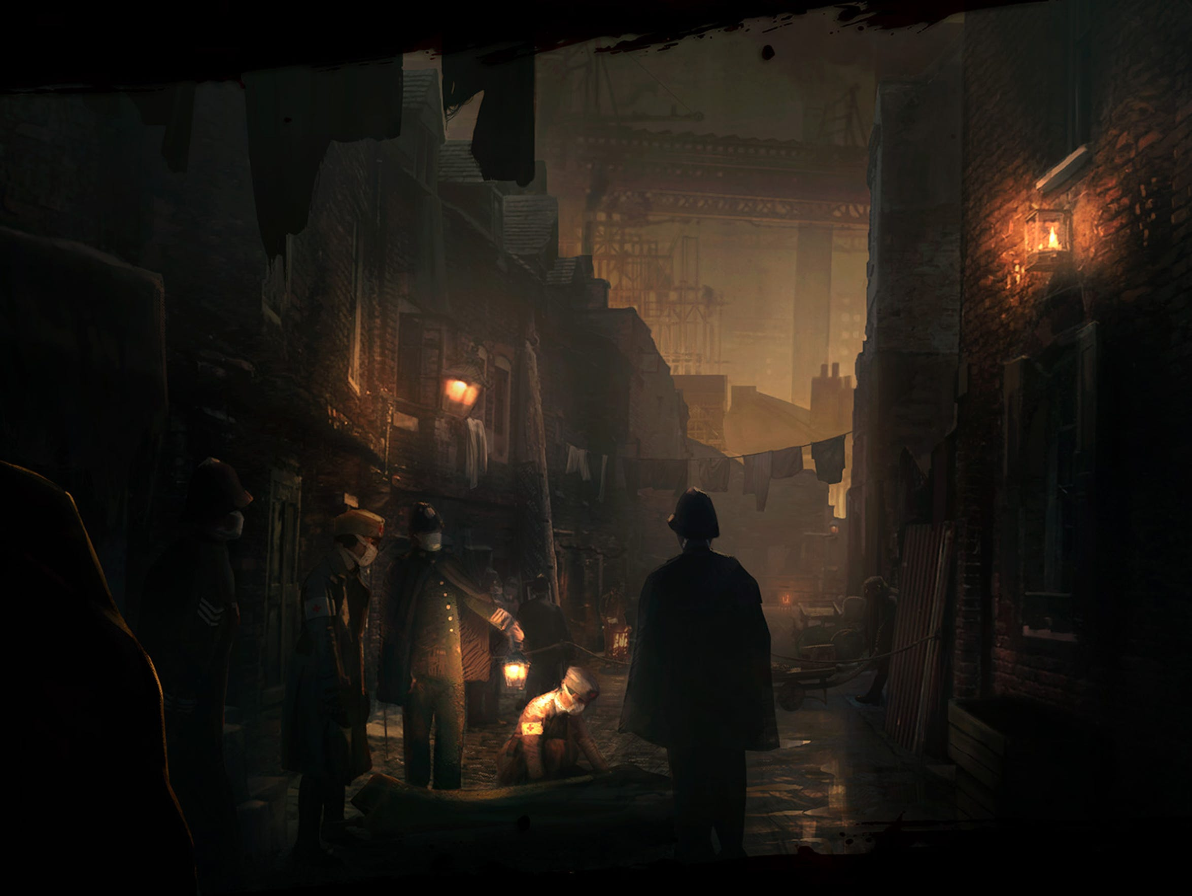Vampyr for PC,PS4 and Xbox One.
