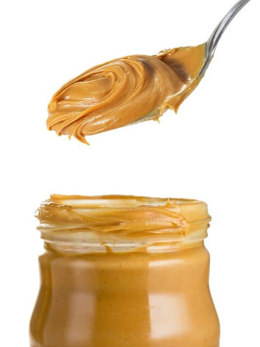 Peanut butter HU April