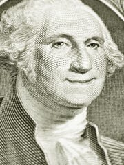 A little dentistry might have changed the $1 bill.