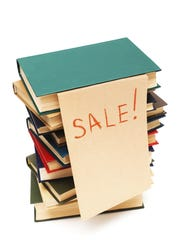 Sale of books