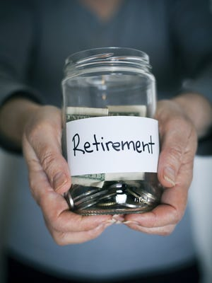 Retirement Savings in Jar Social Security, financial planning, retirement savings, investments, investing