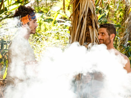 "Michael Yerger and Brendan Shapiro on ""Survivor: Ghost Island."""