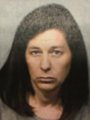 Patricia Coleman, charged with embezzlement